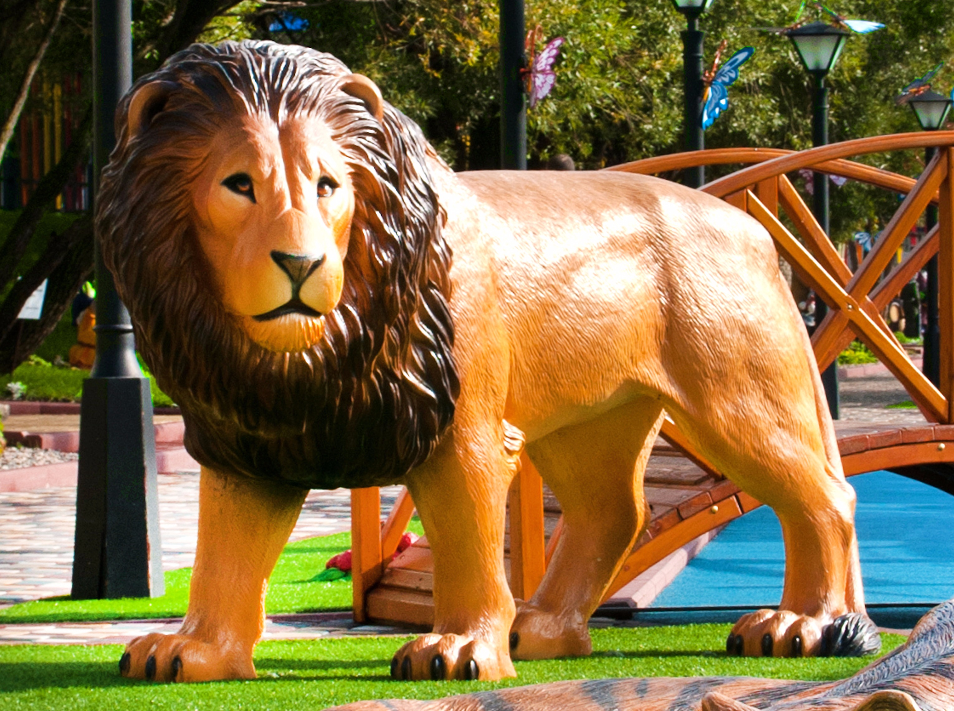 SOLIDSCAN Company Digitized A Decorative Carved Sculpture Of A Lion For A  Company Smik, Russia, Which Manufactures Decorative Garden Figures From The  ...